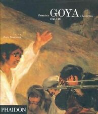 Francisco Goya y Lucientes, 1746-1828 by Janis Tomlinson Paperback Book (English