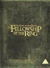 The Lord Of The Rings The Fellowship Of The Ring (4 Disc Extended) BEST HERE!!!!