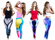 Womens Sportswear Gym 2 Pcs. Set Workout Outfit Tank Top and Fitted Yoga Legging