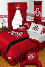 Ohio State University Buckeyes Bed In A Bag Set