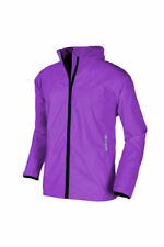 Target Dry Mac In aSac Jacket Orchid Purple Waterproof Breathable Windproof Hood