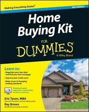 Home Buying Kit For Dummies by Tyson, Eric, Brown, Ray