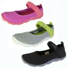 Crocs Junior Duet Busy Day Mary Jane Shoes