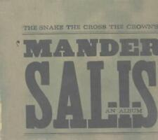 THE SNAKE THE CROSS THE CROWN - MANDER SALIS NEW CD