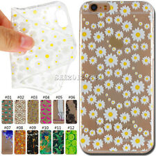 Ultra thin Cute Slim Back Cover Rubber TPU Skin Soft Case For Apple iPhone 6 /6S
