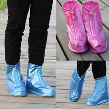 Waterproof Rain Shoes Cover Reusable Boots Flat Overshoes Covers non-Slip