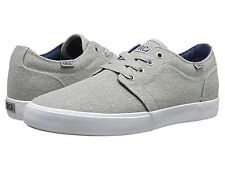 CIRCA DRIFTER-GRWW DRIFTER Mn's (M) Grey Washed/White Fabric Skate Shoes