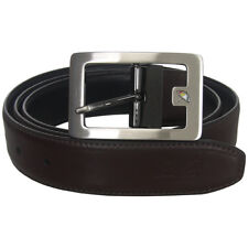 Arnold Palmer Golf Men's Cut-To-Fit Reversible Leather Belt,  Brand NEW