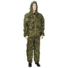 Classic Safari 2pc Hunting Camo Ghillie Suit With Storage Bag  M/L Or XL