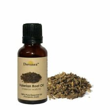 Valerian Root Oil 100% Pure & Natural Essential Oil from INDIA 15ml to 1000ml
