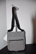 Thirty one Organizing Shoulder Bag Graphic Weave - NEW