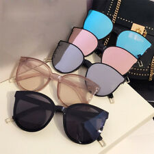 Fashion Womens Girls Oversized Cat Eye Sunglasses Glasses Eyewear Shades