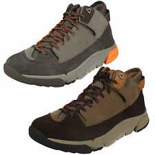 MENS CLARKS TRI OUTFLEX LACE UP NUBUCK LIGHTWEIGHT OUTDOOR ACTIVE BOOTS SHOES