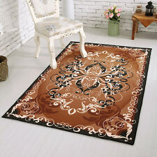 Europe Classic Rugs For Bedroom Carpet Polyester Fabric Art Area Rug Living Room