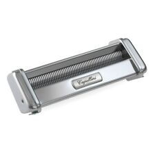 Marcato Atlas  Capellini Pasta Cutter Attachment, Stainless Steel, Works with...