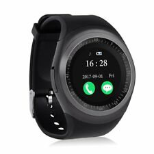 Waterproof Bluetooth Smart Wrist Watch Phone Mate SIM GSM For Android HTC SONY