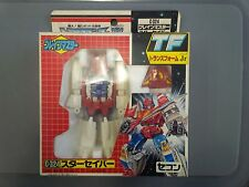 Transformers Star Saber Jr VICTORY LEO ZONE MASTERFORCE G1 WST JUNIOR