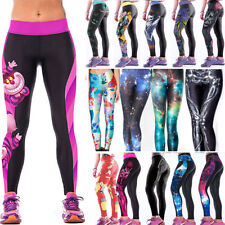 2017 Stretchy Skinny Trousers Women Fitness Jogger Yoga Gym Pants Chic Leggings