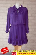 Plus Size City Chic Dress - Multiple Sizes - MISS STEVIE TUNIC - New without tag