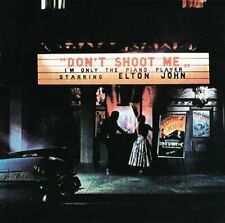 Elton John - Dont Shoot Me Im Only the Piano Player [CD]