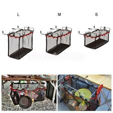 Garbage Bag Alloy Trash Frame Net Bag Hanger Rack Outdoor Home Kitchen Storage