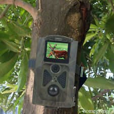 12MP 1080P HD Hunting Trail Camera Video Scouting Infrared MMS SMS Day/ Night
