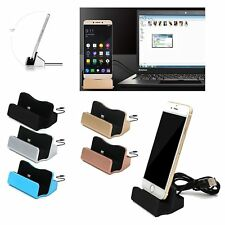 Desktop Charger Stand Docking Sync Dock Station Cradle for iPhone 5 6 S 7 Plus