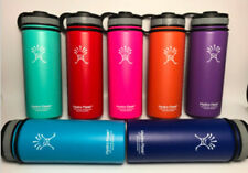 18oz/32oz/40oz Hydro Flask Insulated Stainless Steel Water Bottle, Wide Mouth