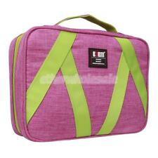 Waterproof Portable Travel Makeup Toiletry Case Pouch Organizer Cosmetic Bag
