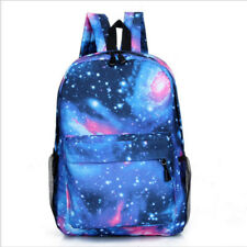 Galaxy Design School Bag Sky Star Messenger Shoulder Bag Purse Handbag