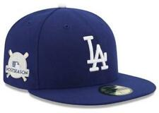 Official 2017 MLB Post Season Los Angeles Dodgers New Era 59FIFTY Fitted Hat
