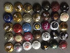 Champagne capsules assorted | Champagne caps | Handsorted | Placomusophilie