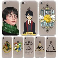 Harry Potter Marau Hard Transparent Case for iPhone 7 7 Plus 6 6S Plus 5 5S SE 5