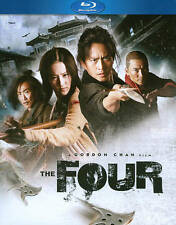 The Four (Blu-ray Disc, 2013) Kung Fu - Region A - Excellent!