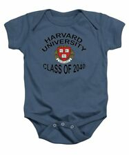 Harvard University Class Of 2040 Baby One Piece