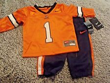 NWT NCAA Nike University of Virginia Cavaliers 2 Piece Outfit Size 3-6 months