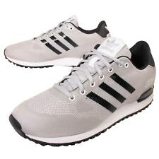 adidas Originals ZX 750 WV Woven Grey Black Mens Casual Shoes Trainers S79198