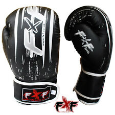 Super Boxing Gloves MMA Training Sparring Muay Thai Fight Punch Bag Pads Wraps