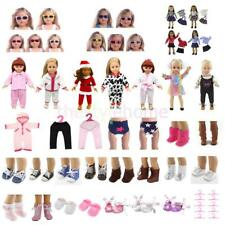 """MagiDeal Dolls Clothing Jacket Shoes Boots for 18"""" American Girl Winter Outfit"""