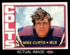 1972 Topps #326 Mike Curtis Colts NM/MT