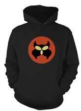 Inspector Gadget MAD Logo Hoodie M.A.D. Sweater Shirt Dr. Claw