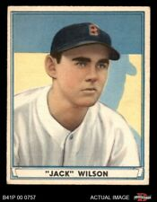 1941 Play Ball #29 Jack Wilson Red Sox VG/EX