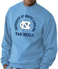 North Carolina Tar Heels Adult NCAA Team Spirit Crewneck Sweatshirt - Carolina