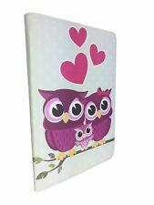 """10.1"""" 360˚ Case for Amazon Fire HD 10 (2017) Tablet - Love Owl"""