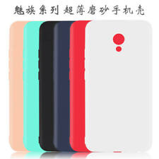 Sweet Style Pure Color Silicone Soft TPU Phone Case Cover Skin For MEIZU Phone