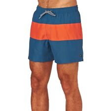 Protest Board Shorts - Protest Issue Beachshort Swimming Shorts - Coral Pink