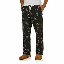 SWELL Pyjama Bottoms - SWELL Night Terror Pyjama Bottoms - Black