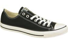 CONVERSE CHUCK TAYLOR ALL STAR OX BLACK M9166 CLASSIC UNISEX SNEAKERS NEW