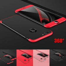 Ultra thin Hard Case Hybrid 360° Protective Cover For Apple iPhone 6 6S 7 8 Plus
