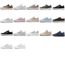 Reebok Club C 85 Low Leather / Suede Men Classic Shoes Sneakers Trainers Pick 1